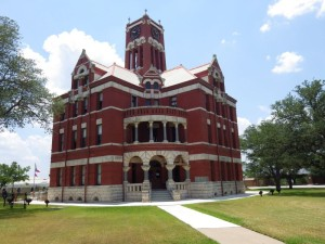 Lee County Courthouse, Giddings