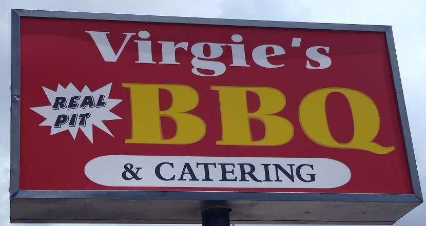 Virgie S Houston Texas Bbq Treasure Hunt