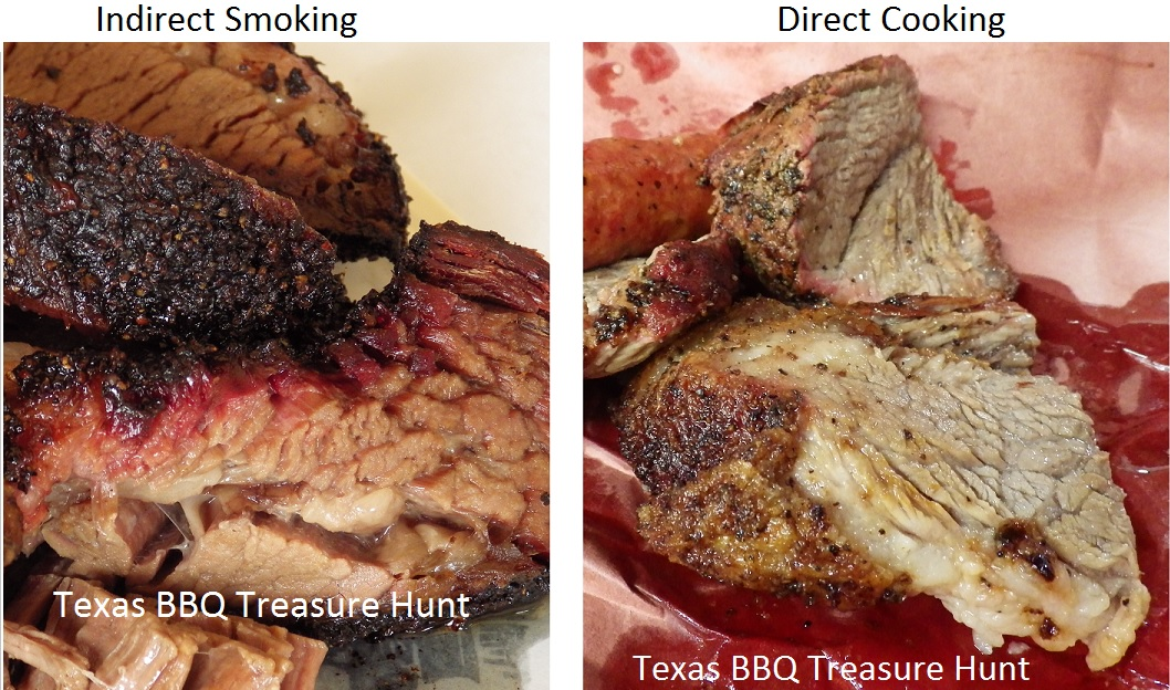 Two great briskets, two different methods, but true smoking reigns supreme