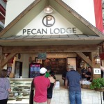 Pecan Lodge now features an express line