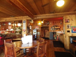 Inside Red Barn BBQ