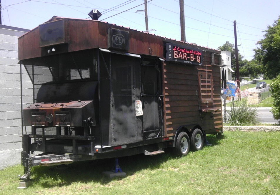 Brisket Boy's new location at 1403 E. 7th in Austin