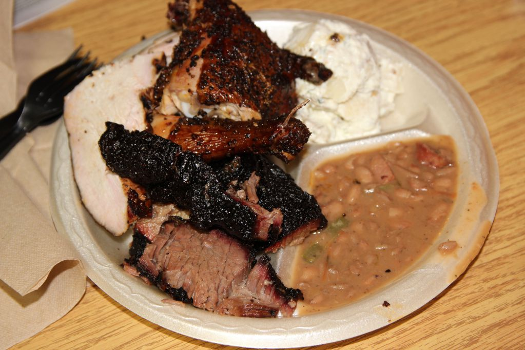 Tasty brisket and more from The Brisket House