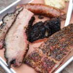 Great brisket from Evan LeRoy and Freedmen's