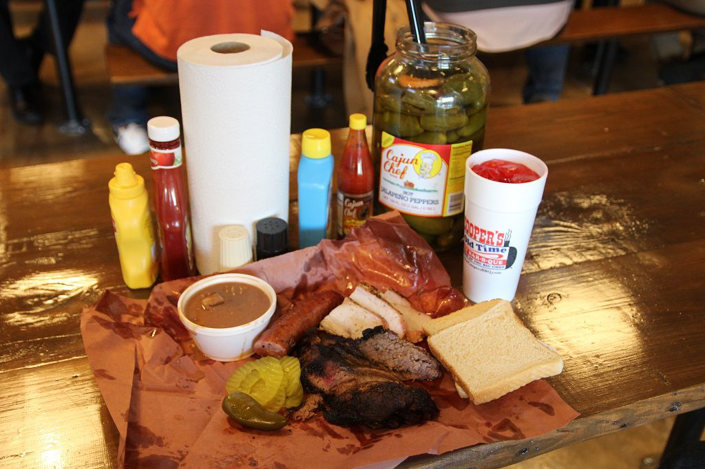 Cooper's serves up west Texas style barbecue at its new Austin location